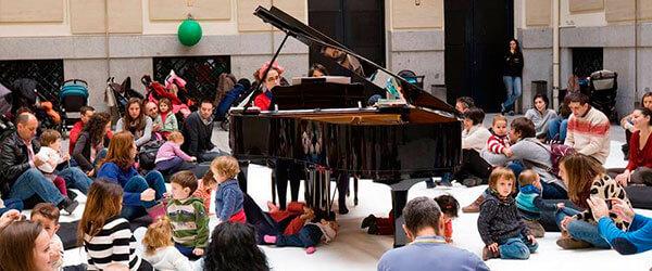 Pia pia piano dobemol Actividades Musicales