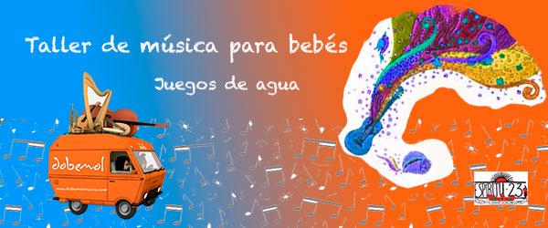 Juegos de Agua dobemol Actividades Musicales
