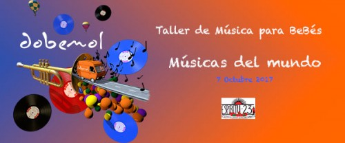 Músicas del mundo- dobemol Actividades Musicales