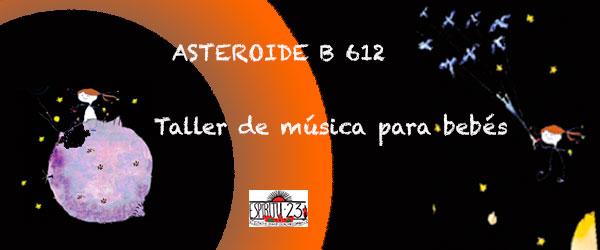Taller asteroide b 612 dobemol Actividades Musicales