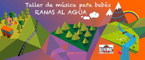Ranas al agua- dobemol Actividades Musicales