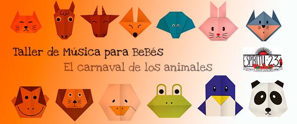 Carnaval de los animales dobemol actividades musicales